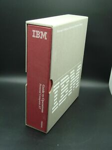 IBM Personal Computer AT - Guide to Operations - Disk - 1502241 - 1984