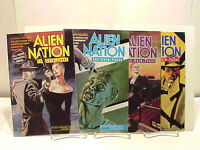 5 Complete Sets of ALIEN NATION TV Comic Books (20 Comics) Unread
