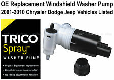 Windshield Wiper Washer Pump OE Replacement  11-529