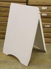 A2 Kunststoff Board - Aufsteller - Kundenstopper