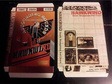 (BOX ONLY)HAWKWIND Quark,Strangeness,Charm+ Astounding Sounds UNUSED BOX SET BOX