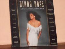"""DISCO 33 GIRI VINILE """"DIANA ROSS""""  . MUSICA, VINTAGE, CLASSIC ROCK..SIGILLATO."""