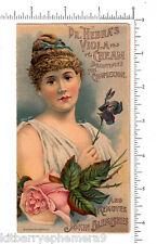 3847 Dr. Hebra Viola Cream complexion cosmetic women G. C. Bittner Toledo, OH