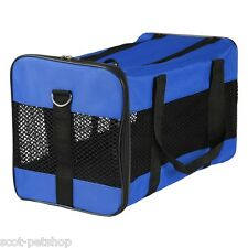 Jamie Large Blue Carrier Pet Bag For Cats & Dogs 28761