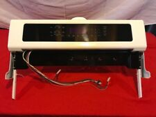 Parts Kitchen Aid Kgrs505Xwh Double Oven White Control Panel