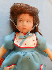 1983 Lenci doll LUCY box certificate tags please read
