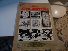 Album Auto-controle Je veux donc je peux dessiner P Bruandet Dessain et Tolba