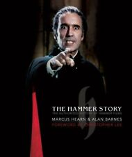 The Hammer Story The Authorised History of Hammer Films Hardcover Book