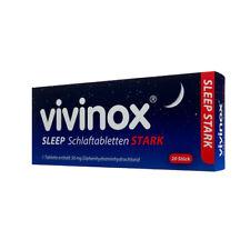VIVINOX Sleep Schlaftablette 20St PZN 02083906