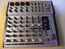 PHONIC AM440D Mixer with  4 -MIC EFX- No power supply