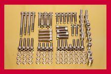 Suzuki Bandit GSF1200  GSF 1200 Edelstahl Schraubensatz Motorschrauben 112 Teile