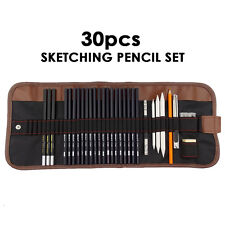 30x Dibujar Esbozar Caja De Lápices Escritura Manualidades Creativo Arte