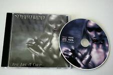 "Sorrowind ""Just Like a Child"" org. 2004, prog power metal, Finlandia, NUOVO, RARO!!!"