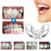 Dental Orthodontic Teeth Corrector Braces Tooth Retainer Beauty Straighten Tool