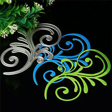 Leaf Metal Cutting Dies Stencil Scrapbooking Embossing Album Paper Card Craft