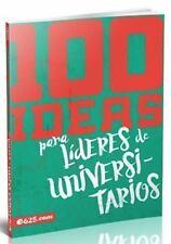 100 Ideas Para L�deres de Universaitarios (Paperback or Softback)