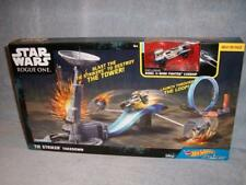 Tie Striker Takedown U-Wing Star Wars Rogue One Hot Wheels Carships 2016 New HTF