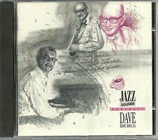 Brubeck, Dave Portrait Dave Brubeck - The Famous Quartet Jazz Zounds CD