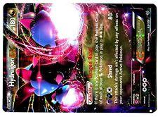 POKEMON XY6 (ROARING SKIES) HOLO N°  62/108 HYDREIGON EX 180 HP