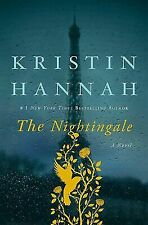 The Nightingale by Kristin Hannah 1st Ed Signed 2015 Hardcover 69266b65