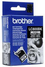 2x BROTHER LC800BK para MFC3220C mfc3320cn mfc3420c mfc3820cn FAX 1815c FAX