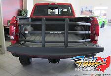 2009-2019 RAM 1500 2500 3500 Black Tailgate Bed Extender w/ RAM logo MOPAR OEM