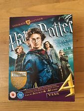 Harry Potter et la Coupe de Feu ULTIMATE EDITION Blu Ray DVD Goblet of Fire