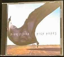 RARE PROMO PINK FLOYD CD SINGLE HIGH HOPES TAKEN FROM COLUMBIA ALBUM ONE TRACK