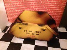 Scale Garage 1.12th Scale Industrial Skip Bin (handmade) plastic// dolls house