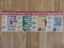 4 Hefte Business Spotlight Englisch für den beruflichen Erfolg Jahrgang 2004