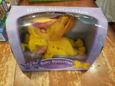 New Listing2001 Anne Geddes Baby Butterflies Bean Filled Baby