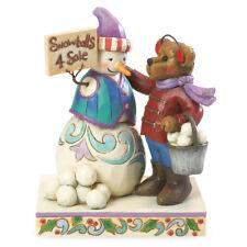 Boyds Bears & Jim Shore Kristoff w/Flurry, Snow Business, Llc Figurine 4041909