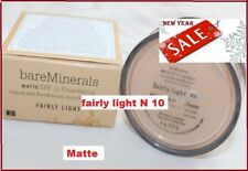 Bare Minerals Escentuals SPF 15 Foundation Matte FAIRLY LIGHT - N10 6g XL