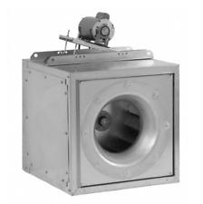 Loren Cook 70 SQN-B Belt Drive Inline Fan 1/6 HP 115V PH 1 1725 RPM TF-12