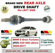 FOR BMW 5 Gran Turismo (F07) 535 550 xDrive 2009-2017 REAR AXLE LEFT DRIVESHAFT