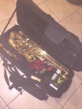 Kessler Custom Las Vegas 0908 Saxophone  Mouth Piece Case Accessories Reeds MINT
