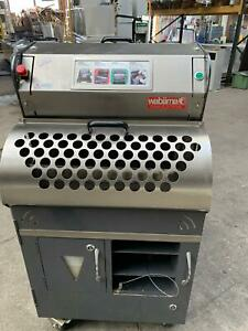Brotschneidemaschine Wabäma Signa Elektronik 460.10 SB