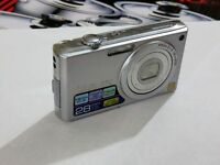 Cámara Digital Panasonic LUMIX DMC-FX33 8.1MP - Plata