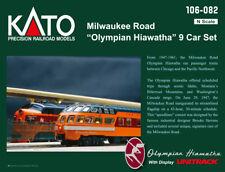 kato 106 082 *HIAWATHA* 9 car set