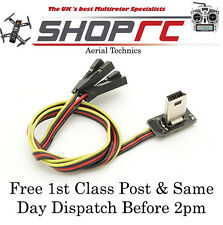 Super Slim GoPro 3 A/V Cable And Power Lead For FPV