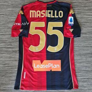 maglia GENOA 55 MASIELLO serie A Tim 2020-2021