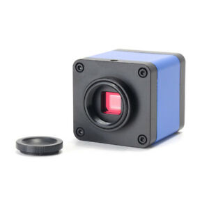 HD 16MP 1080P 60FPS HDMI USB Digital Industry Video C-mount Microscope Camera