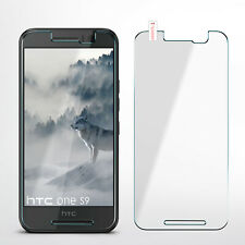 Curb Foil Glass Film For HTC One S9 Hard Protection Clear New Display Protector