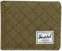 Portafoglio Uomo Verde Herschel Men Army Roy Quilted Classics Wallets  66515A009
