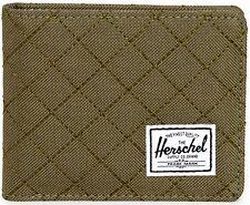 Portefeuille Homme Vert Herschel Armée Roy Quilted Classics 66515A009