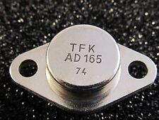 4 pezzi-ad165 TFK to66 GERMANIO NPN NF transistor 1a 25v - 4x