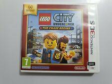 Lego City Undercover The CHASE Begins Nintendo 3Ds PAL España LEER BIEN INFO!