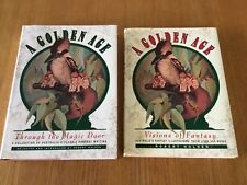 A GOLDEN AGE - BOXED 2 VOLUMES /MAY GIBBS/PIXIE O'HARRIS/PEG MALTBY EXCELLENT