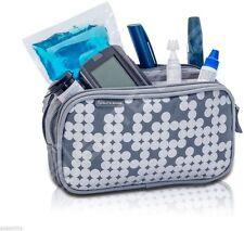 Elite isotérmico Cool bolsa/Kitbag para insulina & diabéticos suministros de plata