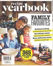 NEW! JAMIE Magazine RECIPE YEARBOOK 2013/14 Year of 365 Recipes Ideas cPic INDEX
